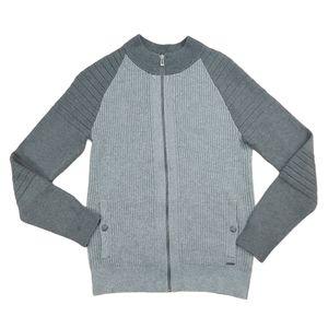 Calvin Klein Men's Gray Sweater Size XS